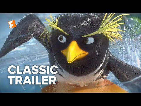 Surf's Up (2007) Trailer #2 | Movieclips Classic Trailers