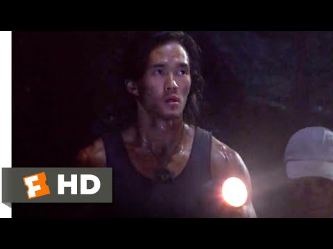 Anacondas 2 (2004) – Swimming With Snakes Scene (6/10) | Movieclips