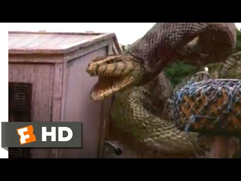 Anacondas 2 (2004) – Snake on Board Scene (3/10) | Movieclips