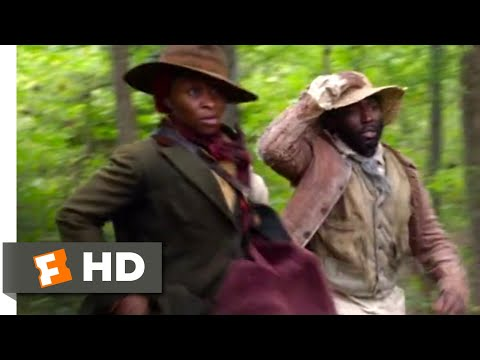 Harriet (2019) – Freeing the Slaves Scene (5/10) | Movieclips