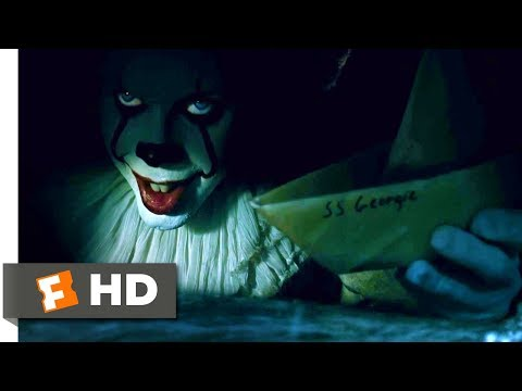 It (2017) – Georgie Meets Pennywise Scene (1/10) | Movieclips
