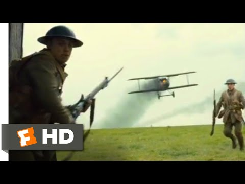 1917 (2019) – Biplane Crash Scene (2/10) | Movieclips