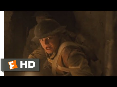 1917 (2019) – Tripwire Cave-in Scene (1/10) | Movieclips