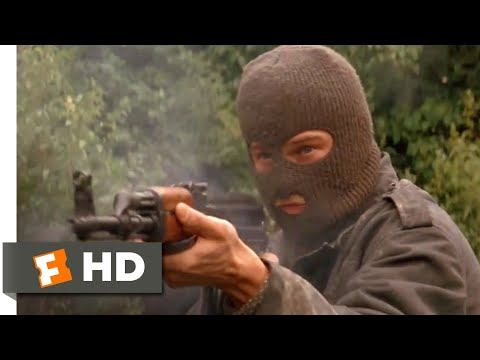 The Devil's Own (1997) – IRA Shootout Scene (1/10) | Movieclips