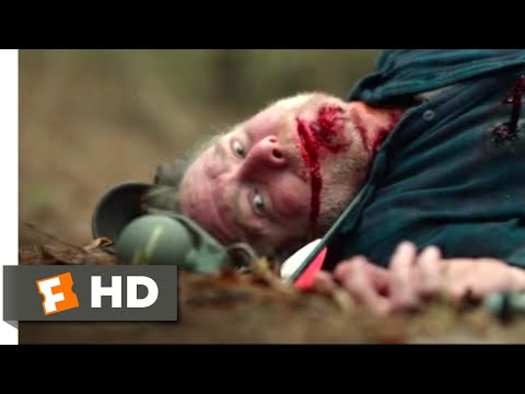 The Hunt (2020) – Bows, Arrows, and Grenades Scene (3/10) | Movieclips