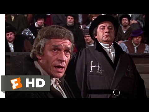 A Man for All Seasons (1966) – Deadly Silence Scene (7/10) | Movieclips