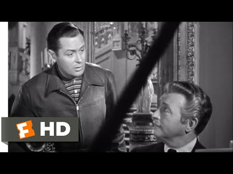 Here Comes Mr. Jordan (1941) – Being Murdered Scene (2/10) | Movieclips