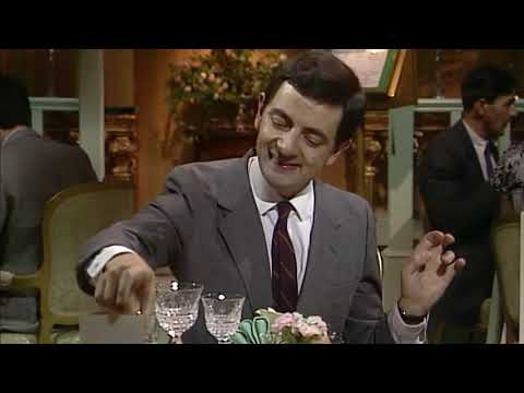 Eat Out To Help Out with Mr Bean | Full Episodes | Classic Mr Bean