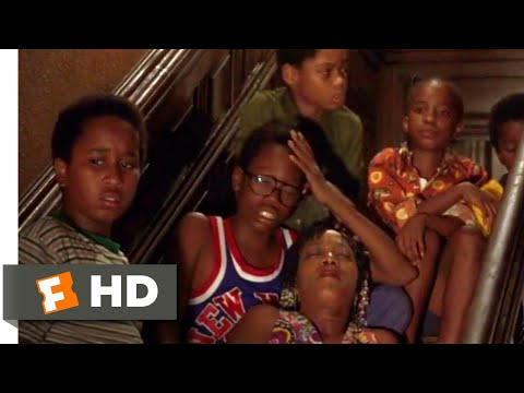 Crooklyn (1994) – Family Fight Scene (4/9) | Movieclips
