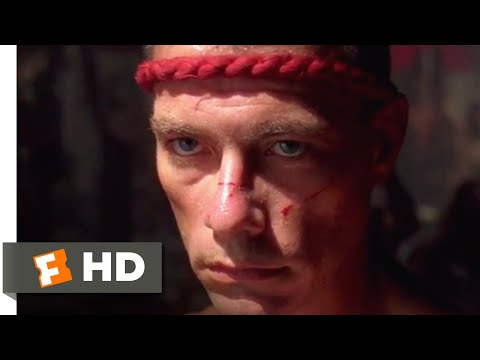 The Quest (1996) – Underground Fight Scene (3/10) | Movieclips