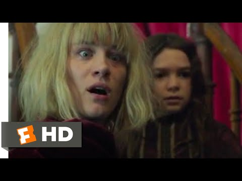 The Turning (2020) – Really Crazy Scene (10/10) | Movieclips