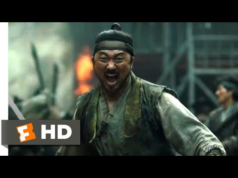 Kundo (2014) – Slaughtering the Village Scene (8/10) | Movieclips