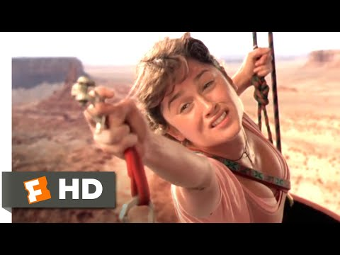 Vertical Limit (2000) – Cut the Rope Scene (1/10)   Movieclips