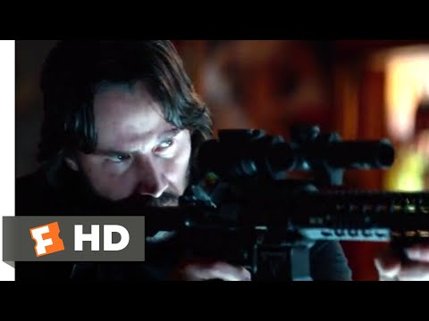 John Wick: Chapter 2 (2017) – Gun Shopping Scene (2/10) | Movieclips