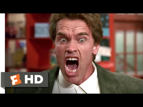 Kindergarten Cop (1990) – Shut Up! Scene (4/10) | Movieclips