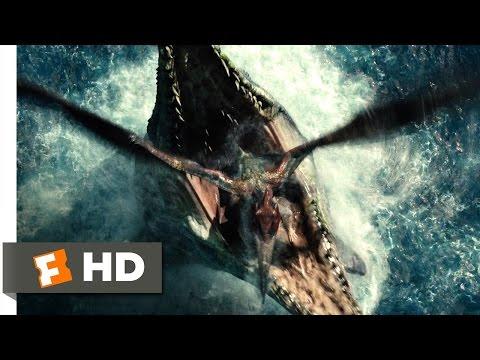 Jurassic World (2015) – Pterosaur Attack Scene (4/10) | Movieclips