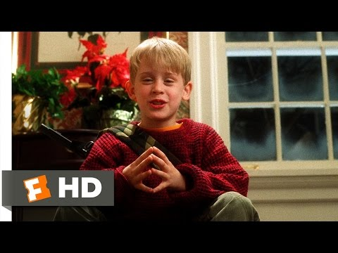 Home Alone (1990) – Thirsty for More? Scene (4/5) | Movieclips