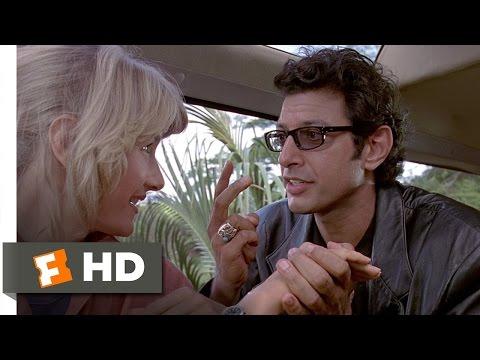Jurassic Park (1993) – Chaos Theory Scene (2/10) | Movieclips