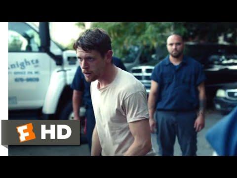 Jungleland (2020) – Parking Lot Fight Scene (7/10) | Movieclips