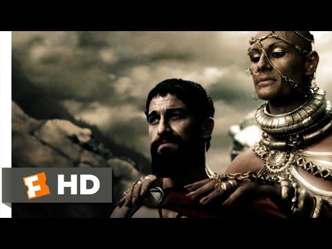 300 (2006) – Divine Power Scene (4/5) | Movieclips