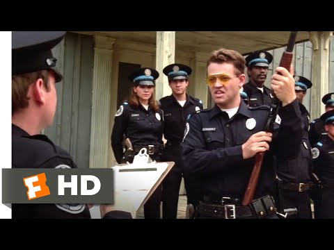Police Academy (1984) – Come With Me! Scene (5/9) | Movieclips