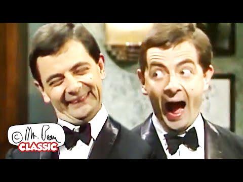 Mr Bean Royal Greeting | Mr Bean Funny Clips | Classic Mr Bean