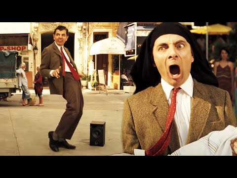 BOOMBASTIC Bean 🕺 | Mr Bean's Holiday | Funny Clips | Mr Bean Official
