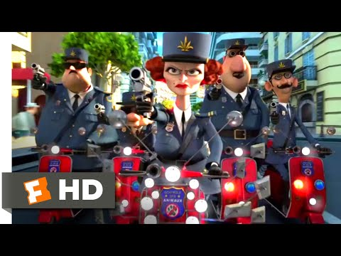 Madagascar 3 (2012) – Is There a Problem, Officer? Scene (2/10) | Movieclips