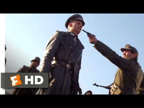 Company of Heroes (2013) – Taking Down the Nazis Scene (9/10) | Movieclips