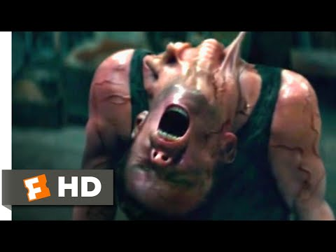 Overlord (2018) – Zombie Transformation Scene (5/10) | Movieclips