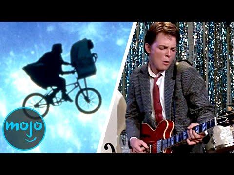 Top 10 Iconic Movie Scenes of the 1980s