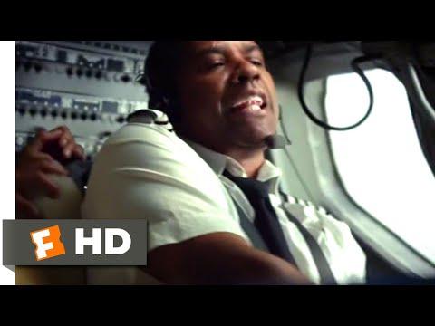 Flight (2012) – The Freefall Scene (1/10)   Movieclips