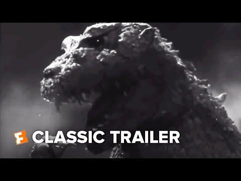 Godzilla (1954) Trailer #1 | Movieclips Classic Trailers