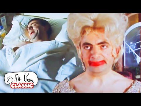 Bean's STRANGE Dream   Mr Bean Funny Clips   Classic Mr Bean