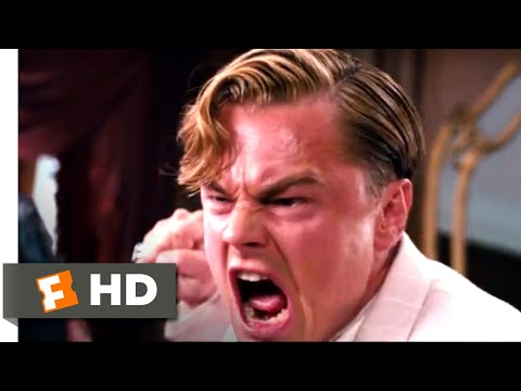 The Great Gatsby (2013) – A Fit of Rage Scene (7/10)   Movieclips