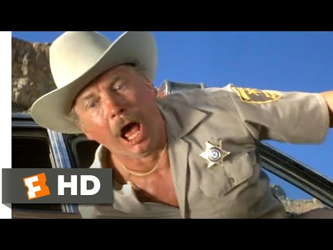 The Car (1977) – The Car Hates Cops Scene (6/10) | Movieclips