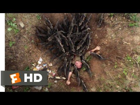 Lake Placid vs. Anaconda (2015) – Crocodile Swarm Scene (1/10)   Movieclips