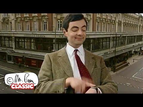 Mr Bean GOES SALE SHOPPING | Mr Bean Funny Clips | Classic Mr Bean